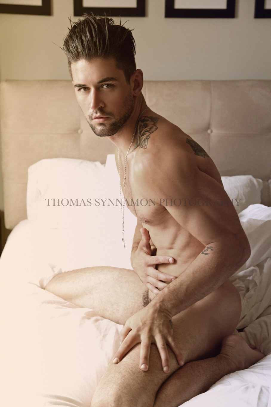 Benjamin Godfre by Thomas Synnamon