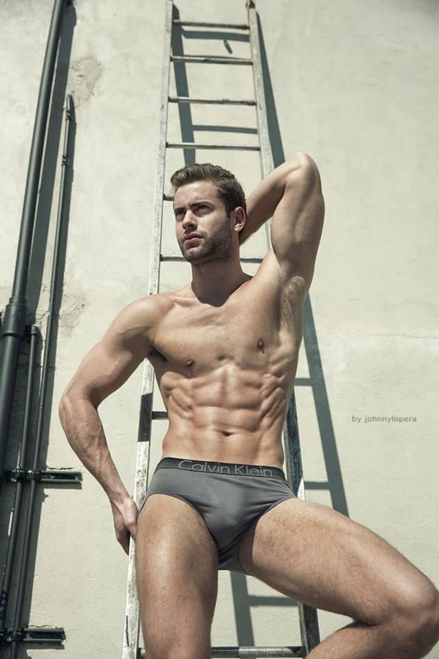 Gabriel Rossi by Johnny Lopera3
