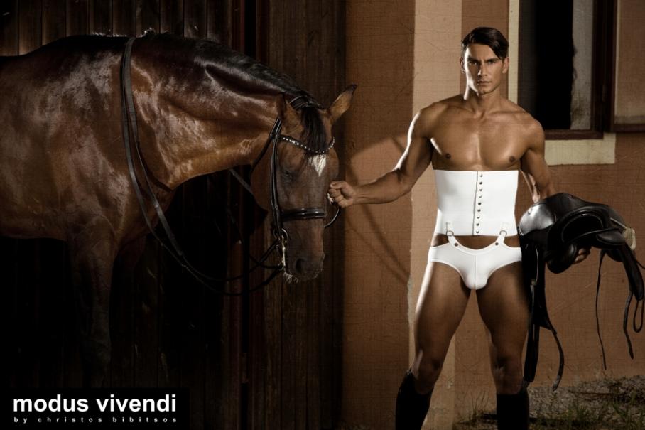 Modus Vivendi underwear - Stablehand line 03